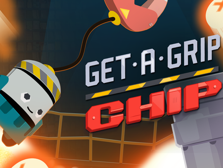 Jumpless Platformer Get-A-Grip Chip Lands on Nintendo Switch Today