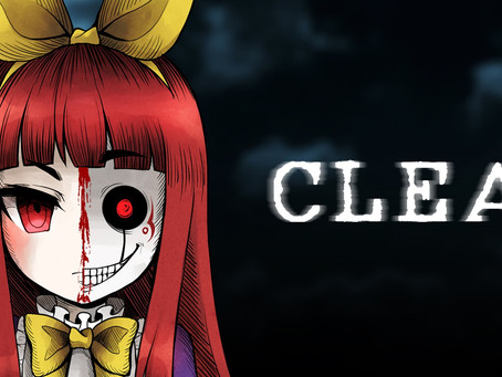Clea - Halloween Survival Horror Out Friday 30th