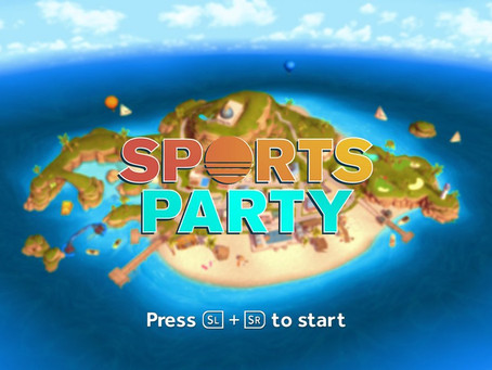 Sports Party Review