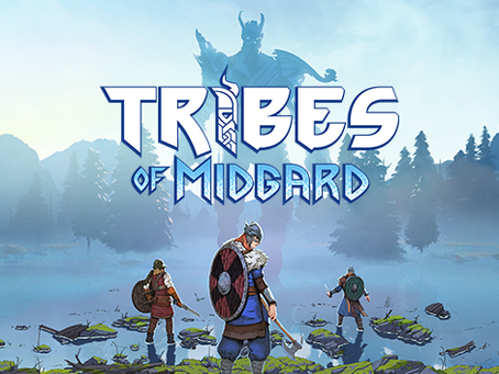 Return to the North in Tribes of Midgard's 2nd Open Beta September 5 - 9
