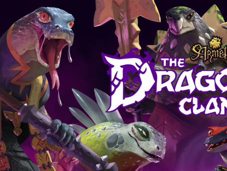 Armello Dragon Clan DLC Revealed, Out Now on Steam