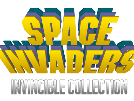 Space Invaders Invincible Collection - Digital Version -Out now