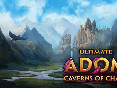 Hardcore Roguelike Ultimate ADOM - Caverns of Chaos — Available Now on Steam