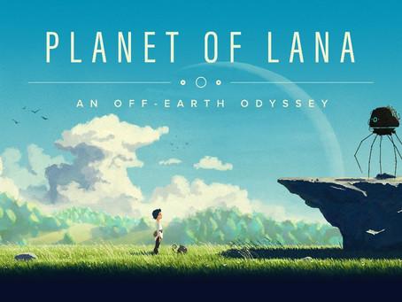 Planet of Lana revealed at Summer Game Fest