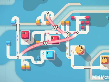 Mini Motorways Takes Road Trip to Steam on July 20, Nintendo Switch in Q1 2022