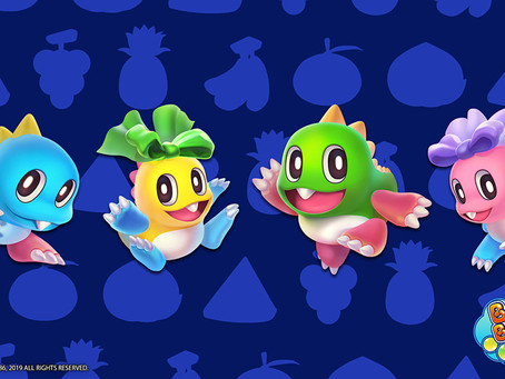 Review: Bubble Bobble 4 Friends