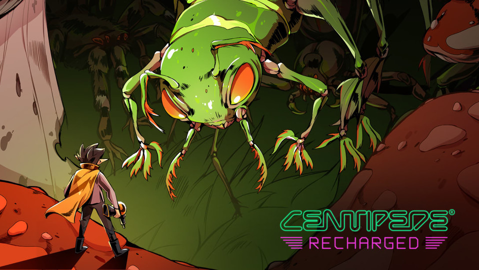 Review: Centipede Recharged