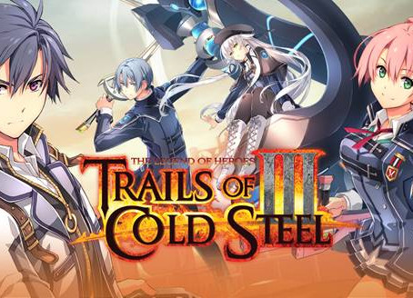The Legend of Heroes: Trails of Cold Steel III Announced for the Nintendo Switch