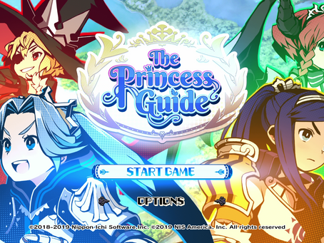 The Princess Guide Releases in March of 2019!