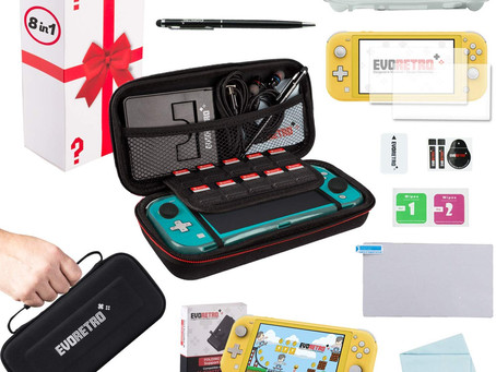 Review: Complete Starter Kit for Nintendo Switch Lite