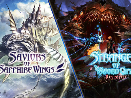 Review: Saviors of Sapphire Wings/Stranger of Sword City Revisited
