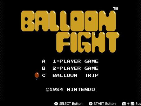 Balloon Fight - High Score Challenge