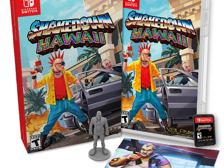 Shakedown: Hawaii Physical Edition drops in on September 25th!