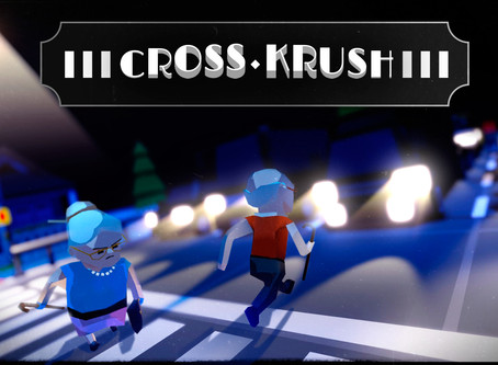 Beep Beep! CrossKrush Bringing Road Rage Puzzles to Consoles This Fall