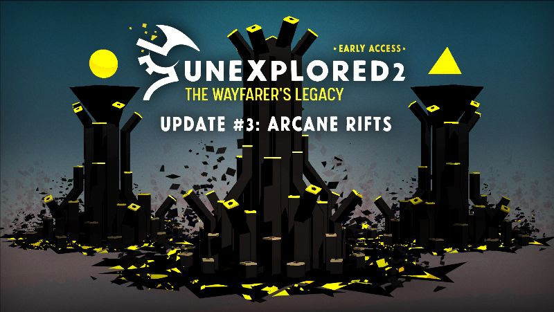 Unexplored 2 opens Rifts in latest Early Access update