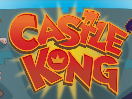 Castle Kong - Nintendo Switch And Now for something completely different - no really!