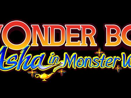 New Wonder Boy: Asha in Monster World trailer (PS4/Switch/Steam) Digital-Boxed