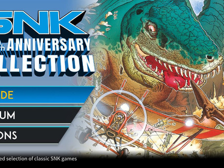 Review: SNK 40th Anniversary Collection