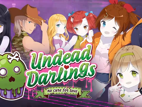 Review: Undead Darlings- No Cure For Love