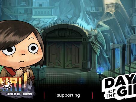 NAIRI: Tower of Shirin supports War Child UK #DayoftheGirl Campaign