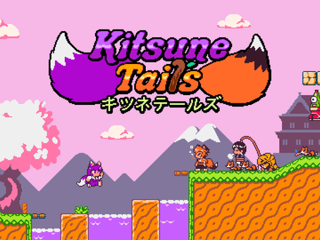 Super Bernie World Devs in Collaboration with 2064: Read Only Memories Studio Reveal Kitsune Tails