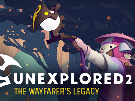 """Unexplored 2 E3 2021 Trailer - """"Unexplored 2 is a new kind of RPG, the adaptive RPG"""""""