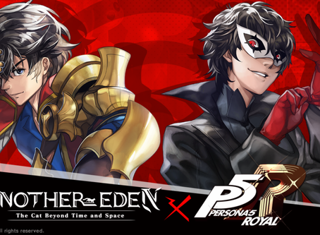 Persona 5 Royal Crossover With Another Eden Continues in November