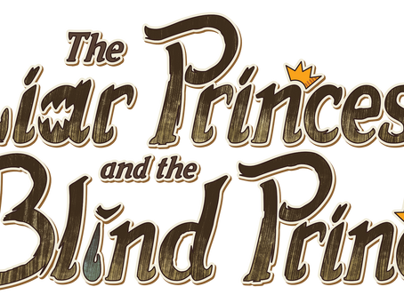 Review: The Liar Princess and The Blind Prince