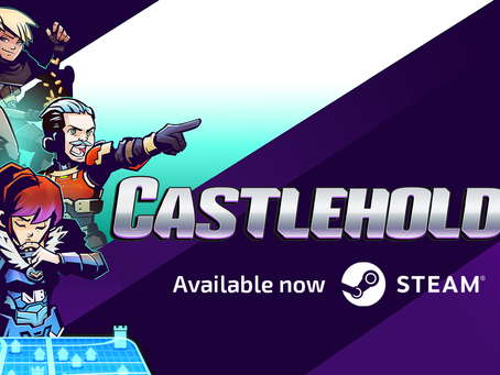 Scribblenauts Dev's Strategy Game Castlehold Revealed, Out Now on PC