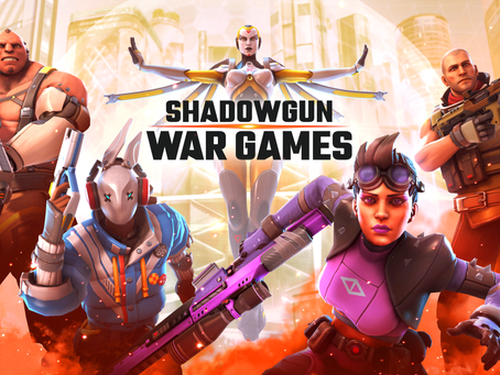 Shadowgun War Games Now Available on iOS and Android