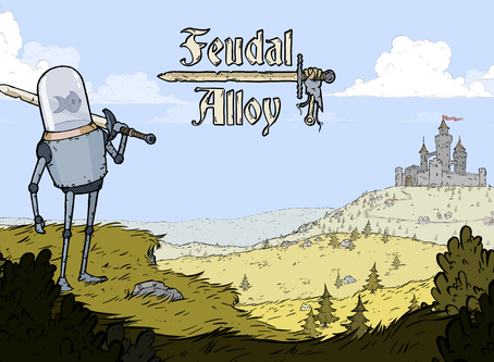 The Nindie Focus Podcast: More What The Golf?, Deadly Fighter 2, XenoCrisis and Feudal Alloy