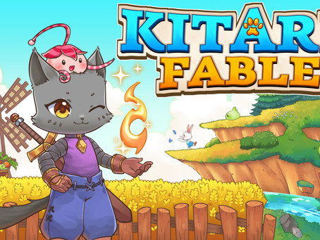 First Look at Farming & Crafting in Adorable Action Adventure Kitaria Fables
