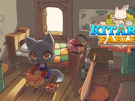 New PQube IP revealed: Kitaria Fables fuses Action Adventure and Farming Sim!