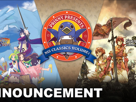 Prinny Presents NIS Classics Volume 1 launches on Nintendo Switch™ this summer!