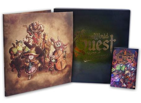 The Thunderful Shop - A New Destination For Physical Games, Vinyl Soundtracks & Merchandise