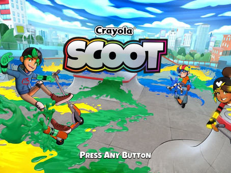 Review: Crayola Scoot Review (Switch Version)