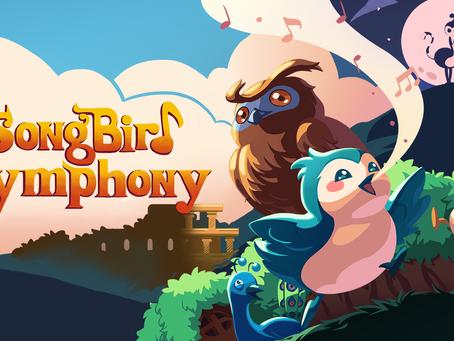 Rhythm game meets adorable platformer, Songbird Symphony musical trailer released!