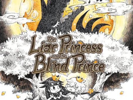 The Liar Princess and the Blind Prince Available Today