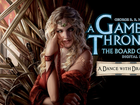 WINTER IS HERE! A GAME OF THRONES: THE BOARD GAME - DIGITAL EDITION COMES TO MOBILE DEVICES TODAY