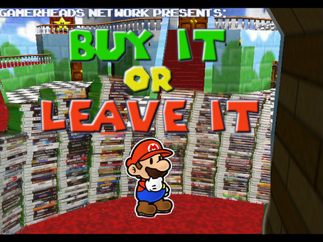 Buy It or Leave It Episode 2: Hitman 2, Spyro Reignited, FallOut 76, SNK 40th Anniversary Collection