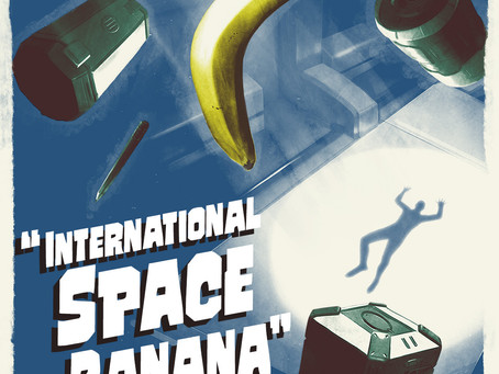 Project Code Name B.A.N.A.N.A Revealed: International Space Banana Coming to Steam