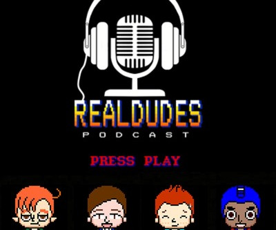 Real Dudes Podcast:  Interview with Rob Hawkins