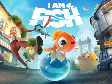 """See """"I Am Fish"""" and More from Curve Digital at DreamHack Beyond July 24-31, 2021"""