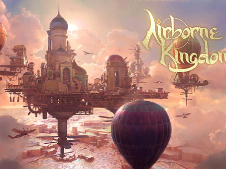 Airborne Kingdom Lifts Off for Console Release Nov. 9, 2021