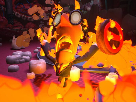The GamerHeads Podcast: Psychonauts 2, Overdrive, Spelunky 2, and More!