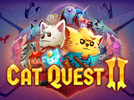 Review: Cat Quest II