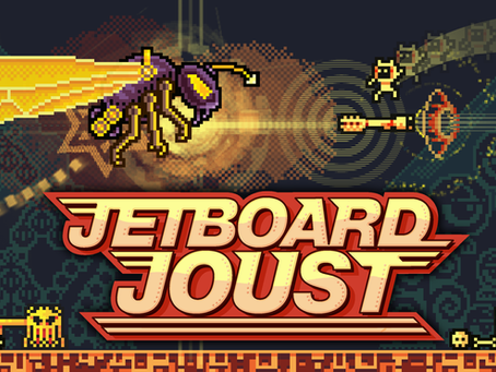 Review: Jetboard Joust