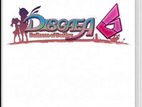 DISGAEA 6: DEFIANCE OF DESTINY COMES TO NINTENDO SWITCH IN 2021