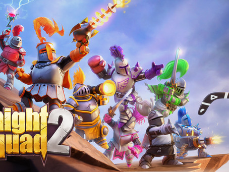 Review: Knight Squad 2
