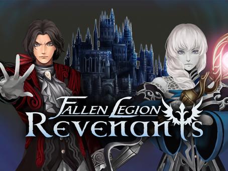 Review: Fallen Legion: Revenants